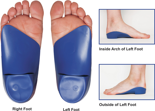 Fitting your littleSTEPS® Gait Plates from Nolaro24™ LLC