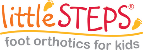 littleSTEPS® foot orthotics for kids!