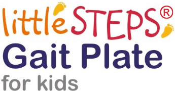 littleSTEPS® gait plates for kids, the only prefab gait plate ont he market!