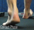 C Quad from The Quadrastep® System is for the Neutral Foot - Contact Phase