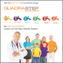 The QUADRASTEP SYSTEM® Brochure of products