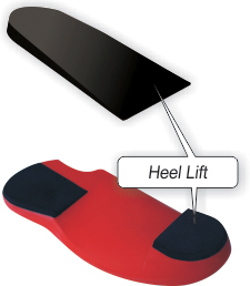 NOLARO24™ LLC Heel Lifts