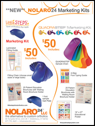 Get a QUADRASTEP SYSTEM® Marketing Kit NOW