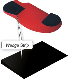 NOLARO24™ LLC Wedge Strips