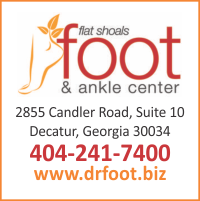 Flat Shoals Foot & Ankle Center