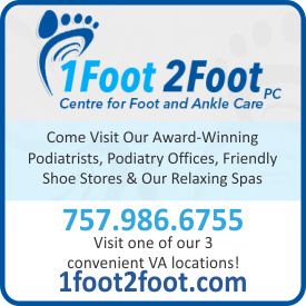1 Foot 2 Foot Center for Foot and Ankle Care