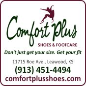 Comfort Plus Shoes & Footcare