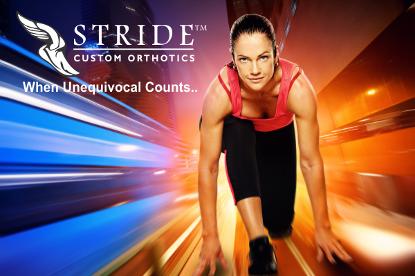 Stride Custom Orthotics