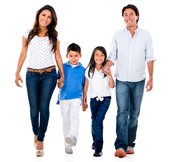 Make your Family HAPPY with QUADRASTEP® and littleSTEPS® Foot Orthotics by NOLARO24™, LLC