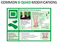 Common D Quad Modifications
